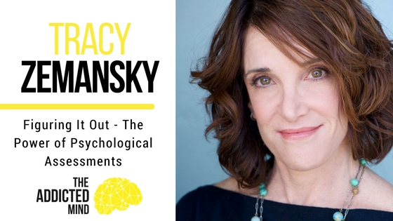 Episode 25 – Figuring It Out – The Power Of Psychological Assessments with Tracy Zemansky