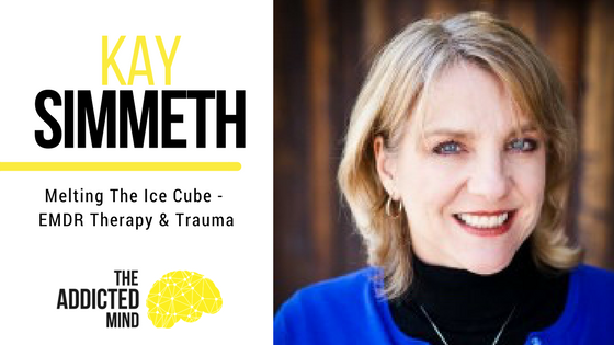 Episode 30 – Melting The Ice Cube – EMDR & Trauma with Kay Simmeth