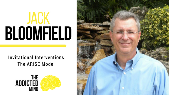 Episode 40 – Invitational Interventions – The ARISE model with Jack Bloomfield