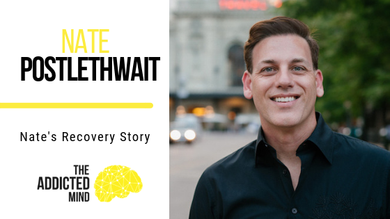 Episode 47 – Nate's Recovery Story