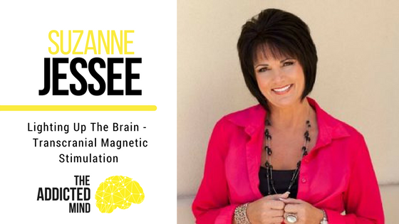 Lighting Up The Brain – Transcranial Magnetic Stimulation With Suzanne Jessee