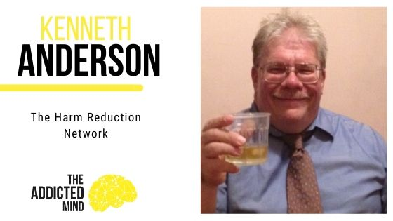 Episode 89 The Harm Reduction Network with Kenneth Anderson