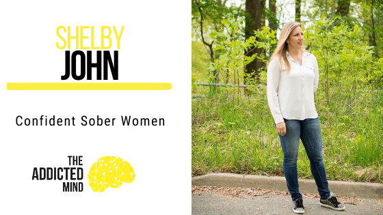 124 Confident Sober Women with Shelby John