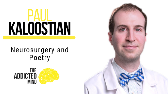 133 Neurosurgery and Poetry with Paul Kaloostian